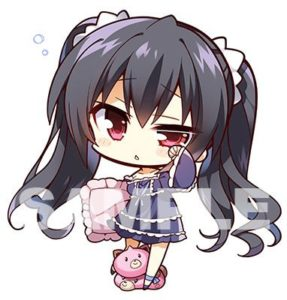 Noire Figure in Sleepwear | Anime Hyperdimension Neptunia | Anime Merchandise Monday (20-26 August 2018) | MANGA.TOKYO (C)2013 アイディアファクトリー・コンパイルハート/ネプテューヌ製作委員会