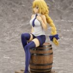 Ruler Figure | Anime Fate/Apocrypha | Anime Merchandise Monday (20-26 August 2018) | MANGA.TOKYO ©東出祐一郎・TYPE-MOON / FAPC
