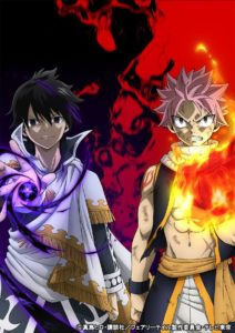 Fairy Tail Final Anime Series Second Teaser Visual