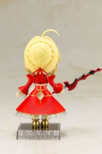 Saber Figure | Anime Fate/EXTRA Last Encore | Anime Merchandise Monday (20-26 August 2018) | MANGA.TOKYO (C)TYPE-MOON / Marvelous, Aniplex,Notes, SHAFT