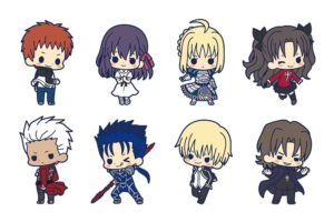 Rubber Straps | Anime Fate/stay night[Heaven's Feel]| Anime Merchandise Monday (20-26 August 2018) | MANGA.TOKYO (C)TYPE-MOON・ufotable・FSNPC