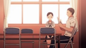 Chio's School Road Episode 8 Official Anime Screenshot