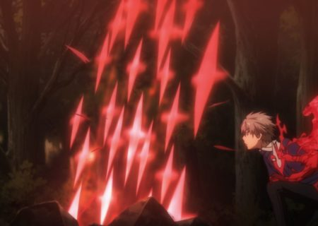 Lord of Vermilion: The Crimson King Episode 7 Official Anime Screenshot