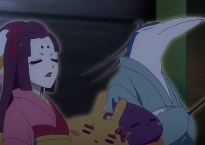 Tsukumogami Kashimasu Episode 6 Official Anime Screenshot