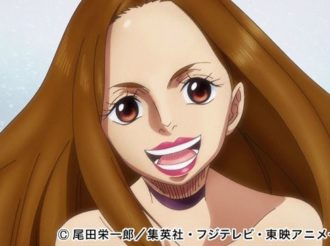 Namie Amuro Gets Turned Into One Piece Character