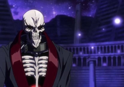 Overlord III Episode 8 Official Anime Screenshot
