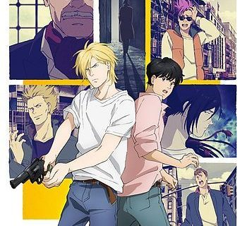 Banana Fish Anime Visual