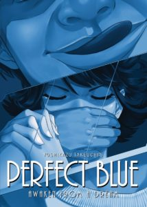 Perfect Blue Novel Cover