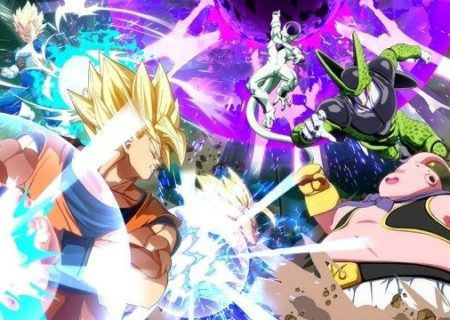 Nintendo Switch fighting game Dragon Ball Fighters