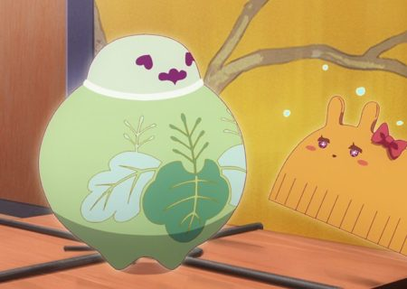 Tsukumogami Kashimasu Episode 7 Official Anime Screenshot