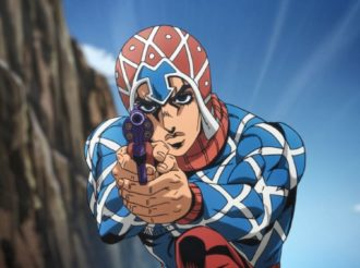 JoJo's Bizarre Adventure Golden Wind Releases Guido Mista Visual