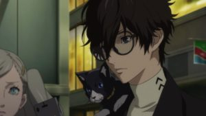 Persona 5 Episode 22 Official Anime Screenshot