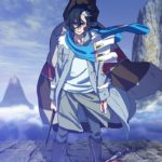 Tenrou: Sirius the Jaeger Key Anime Visual