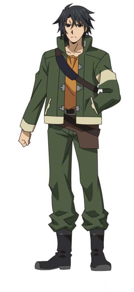 Derrida Yvain (Voiced by Kensho Ono) from Fall 2018 anime RErideD - Derrida