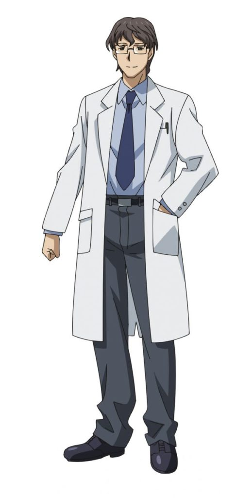 Nathan Bilstein (Voiced by Takahiro Sakurai) from Fall 2018 anime RErideD - Derrida