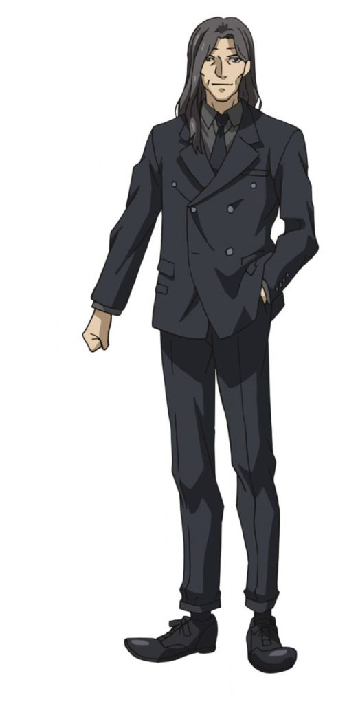 Jaques Yvain (Voiced by Kenichiro Matsuda) from Fall 2018 anime RErideD - Derrida