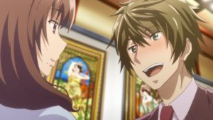 Holmes of Kyoto Episode 9 Official Anime Screenshot
