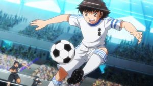 Captain Tsubasa Episode 23 Official Anime Screenshot