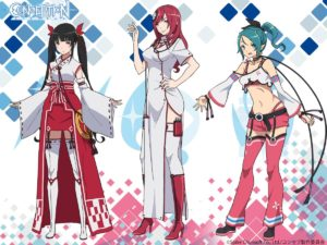 Three Additional Maidens Ready For Conception Introduced Mangatokyo