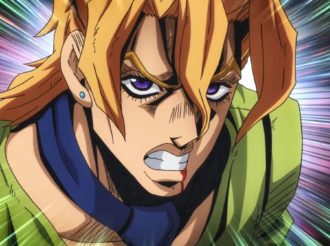 JoJo's Bizarre Adventure Golden Wind Introduces Panacotta Fugo