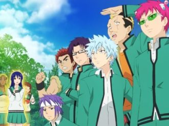New The Disastrous Life of Saiki K Anime to Be Final Season