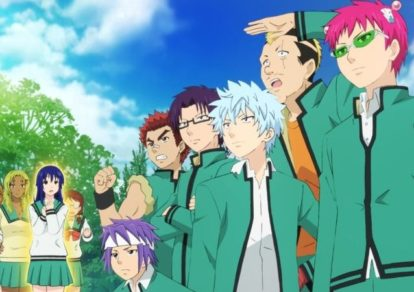 The Disastrous Life of Saiki K Third Anime Season