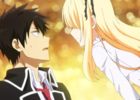 Boarding School Juliet (Kishuku Gakko no Juliet) Anime Official Screenshot