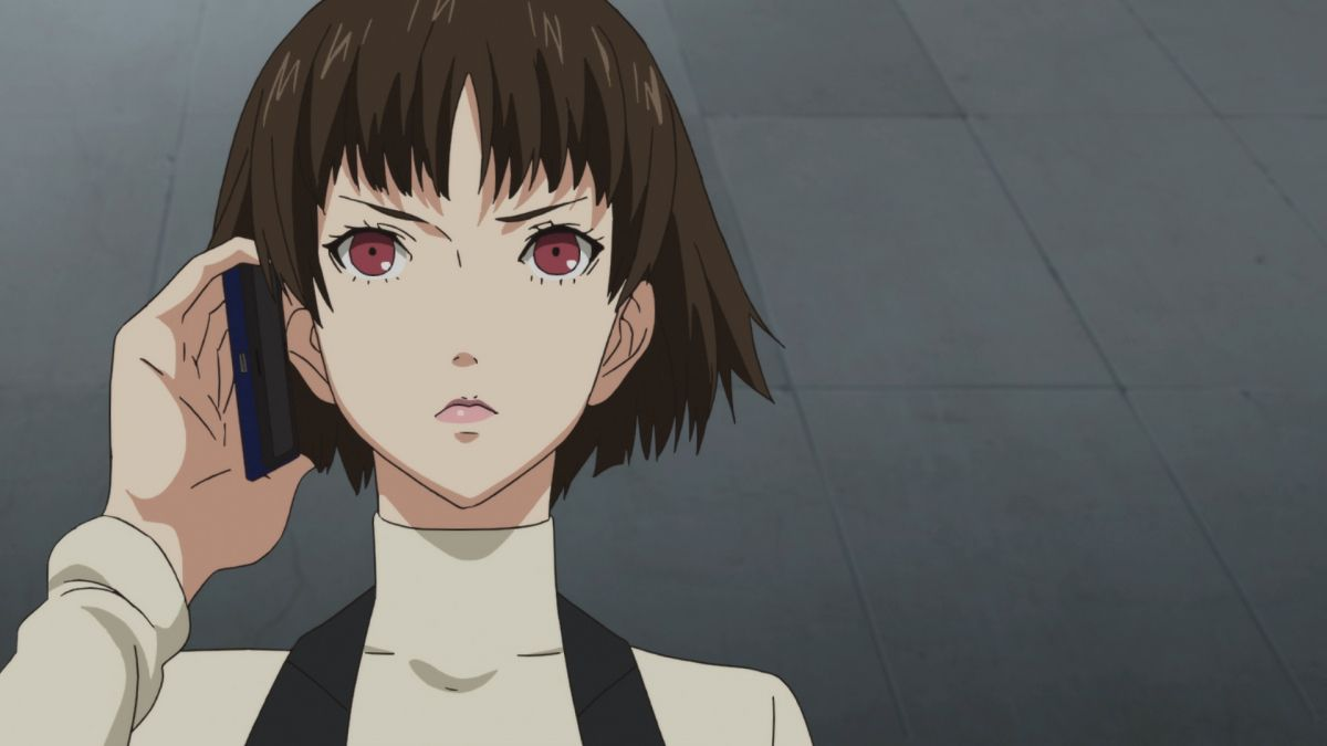 Persona 5 Episode 23 Official Anime Screenshot ©ATLUS ©SEGA/PERSONA5 the Animation Project