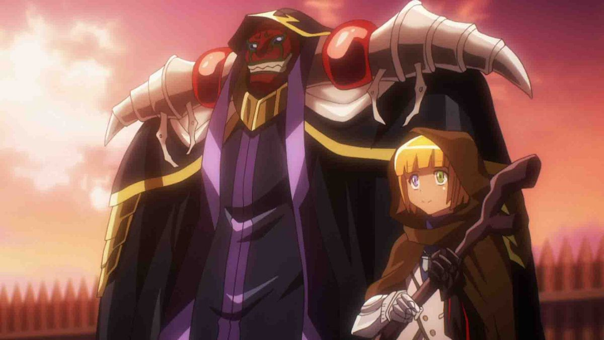 Overlord III Episode 10 Official Anime Screenshot