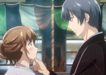 Holmes of Kyoto Episode 10 Official Anime Screenshot