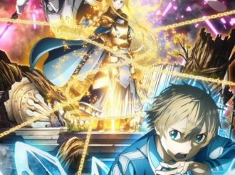 SAO Alicisation Arc Releases Trailer, Announces 4 Cours in Total