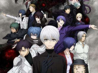 Tokyo Ghoul:re Releases Key Visual, Announced OP & ED Artists