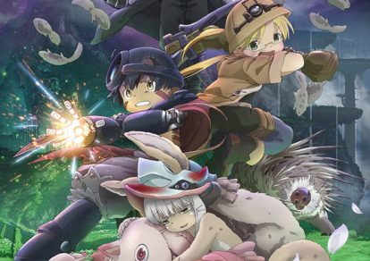Made in Abyss Second Recap Movie Visual