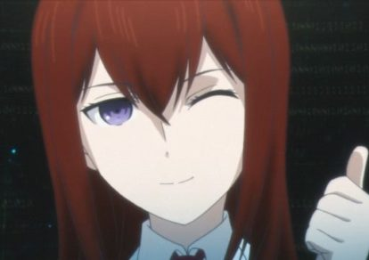 Steins;Gate 0 Episode 21 Official Anime Screenshot