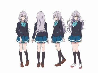 So Many Colors in the Future What a Wonderful World Reveals Main Character Visual and Broadcasting Start