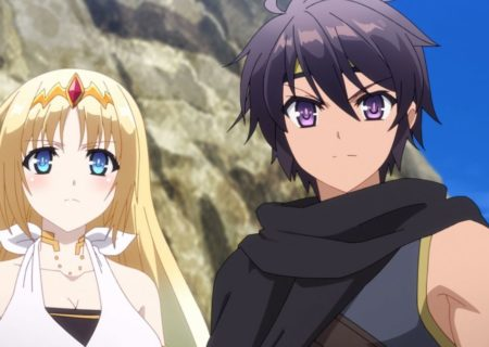 The Master of Ragnarok and Blesser of Einherjar Episode 11 Official Anime Screenshot