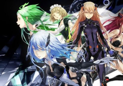 Beatless Anime Visual