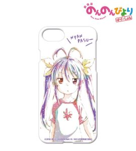 Phone Case | Anime Non Non Biyori | Anime Merchandise Monday (10-16 September) | MANGA.TOKYO ©2018 あっと・KADOKAWA刊/旭丘分校管理組合劇場