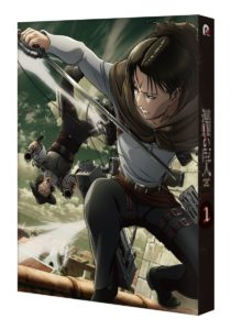 Blu-ray and DVD | Anime Attack on Titan Season 3 | Anime Merchandise Monday (10-16 September) | MANGA.TOKYO ©諫山創・講談社/「進撃の巨人」製作委員会
