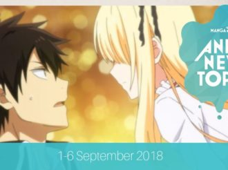 This Week's Top 10 Most Popular Anime News (7-13 September 2018)