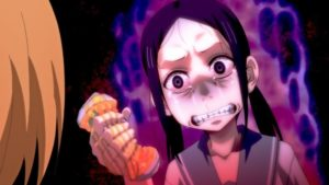 Chio's School Road Episode 11 Official Anime Screenshot