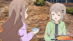 Yama no Susume Episode 12 Official Anime Screenshot