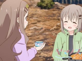 Yama no Susume Episode 12 Preview Stills and Synopsis