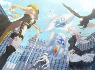 Azur Lane Game Announces TV Anime Adaptation