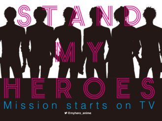Stand My Heroes Game Gets TV Anime
