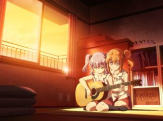 TV Anime Release the Spyce Reveals New Visuals
