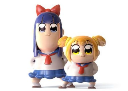 Pop Team Epic TV Anime