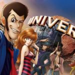 Lupin the Third Collaboration with Universal Studios Japan Visual