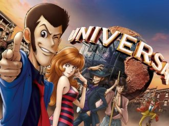 Lupin the Third Collaboration at Universal Studios Japan Announced