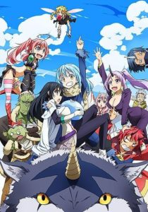 That Time I Got Reincarnated as a Slime Releases Second Key Visual and Additional Cast Anime Visual